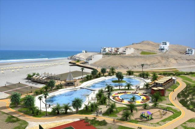 Exclusiva casa de Playa de 400 m2 en Condominio Club Playa la Honda
