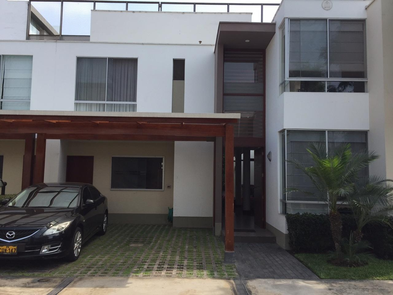 SE VENDE EXCLUSIVA CASA EN CONDOMINIO - SURCO