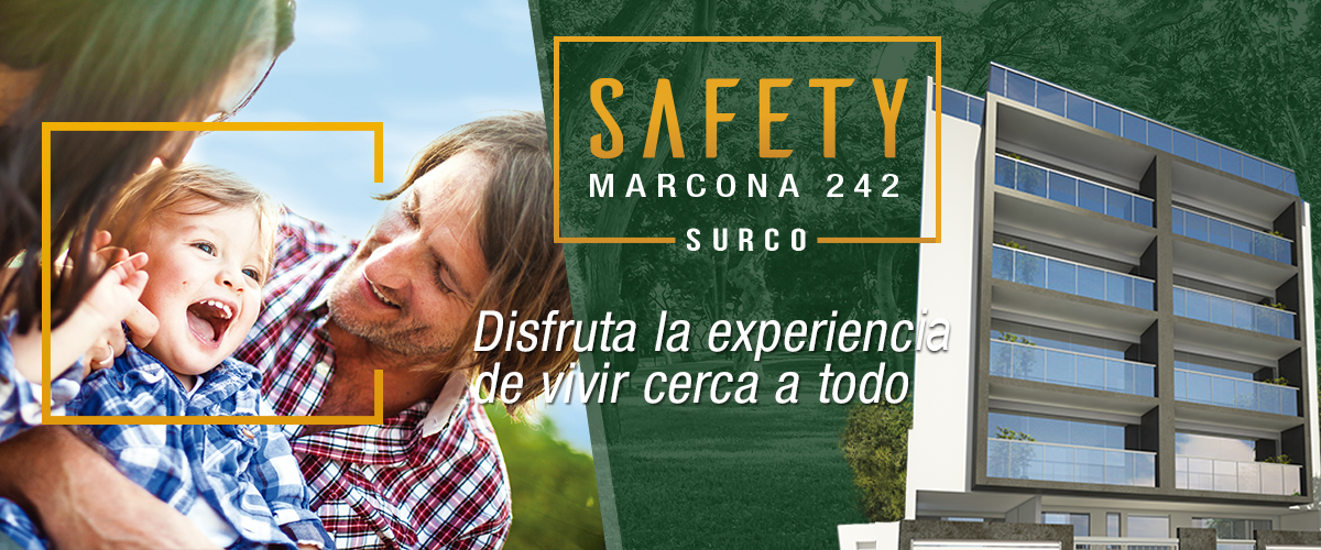 EDIFICIO SAFETY - Cerca al CC Chacarilla