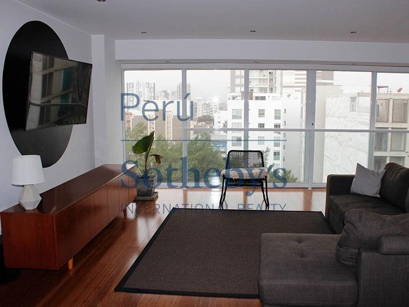 Moderno Pent-house en Barranco