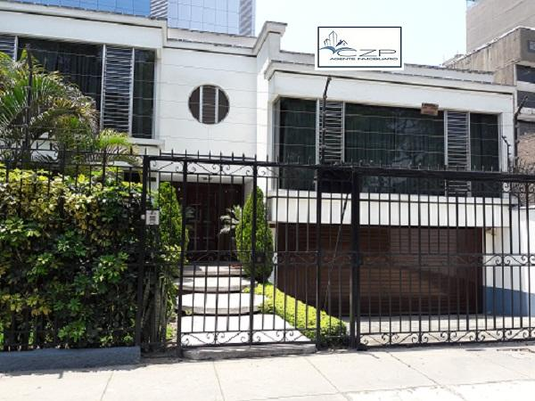 Casa en Alquiler Pablo Carriquirry 756, San Isidro, Lima