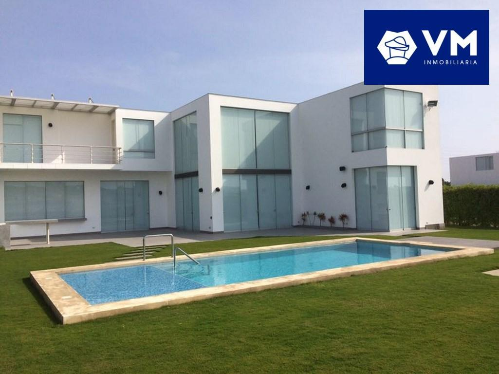 SE VENDE EXCLUSIVA CASA DE PLAYA , ASIA GOLF CLUB