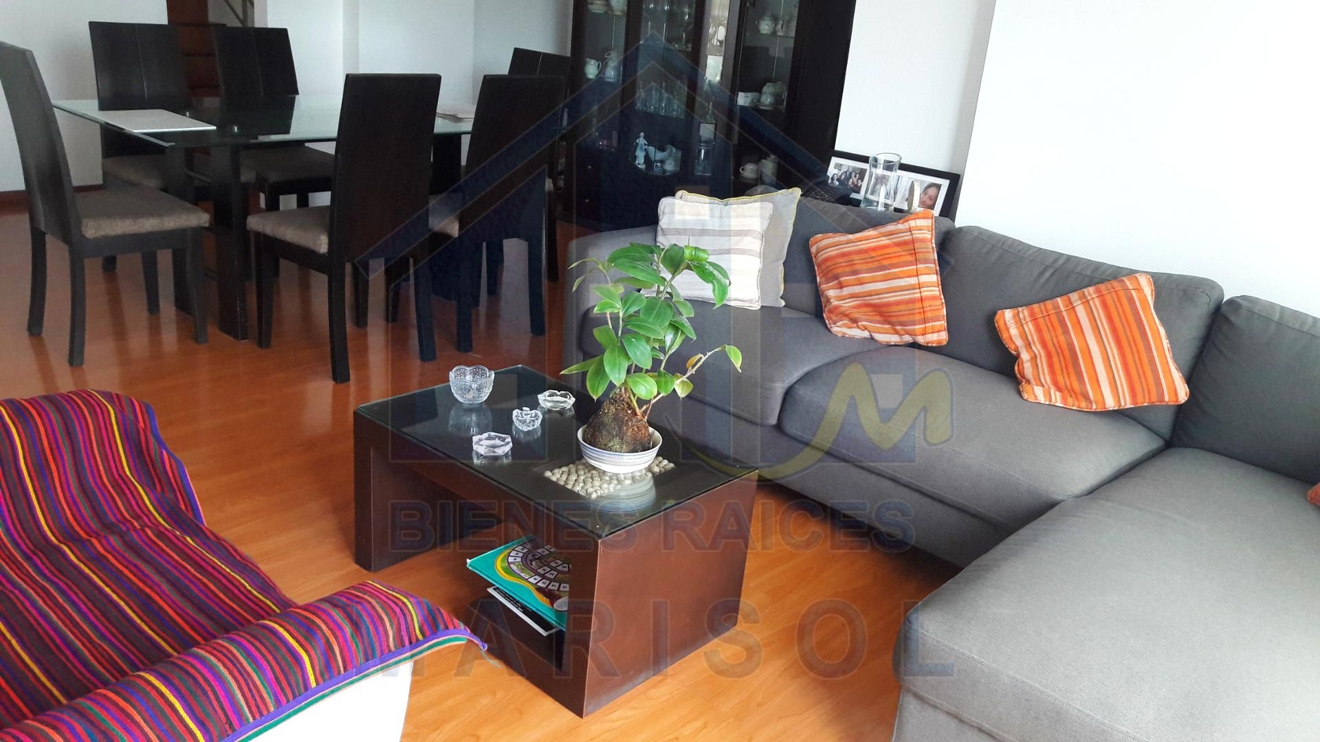 Venta Duplex Pet Friendly 3 Dorm - Áreas Comunes - SAN BORJA