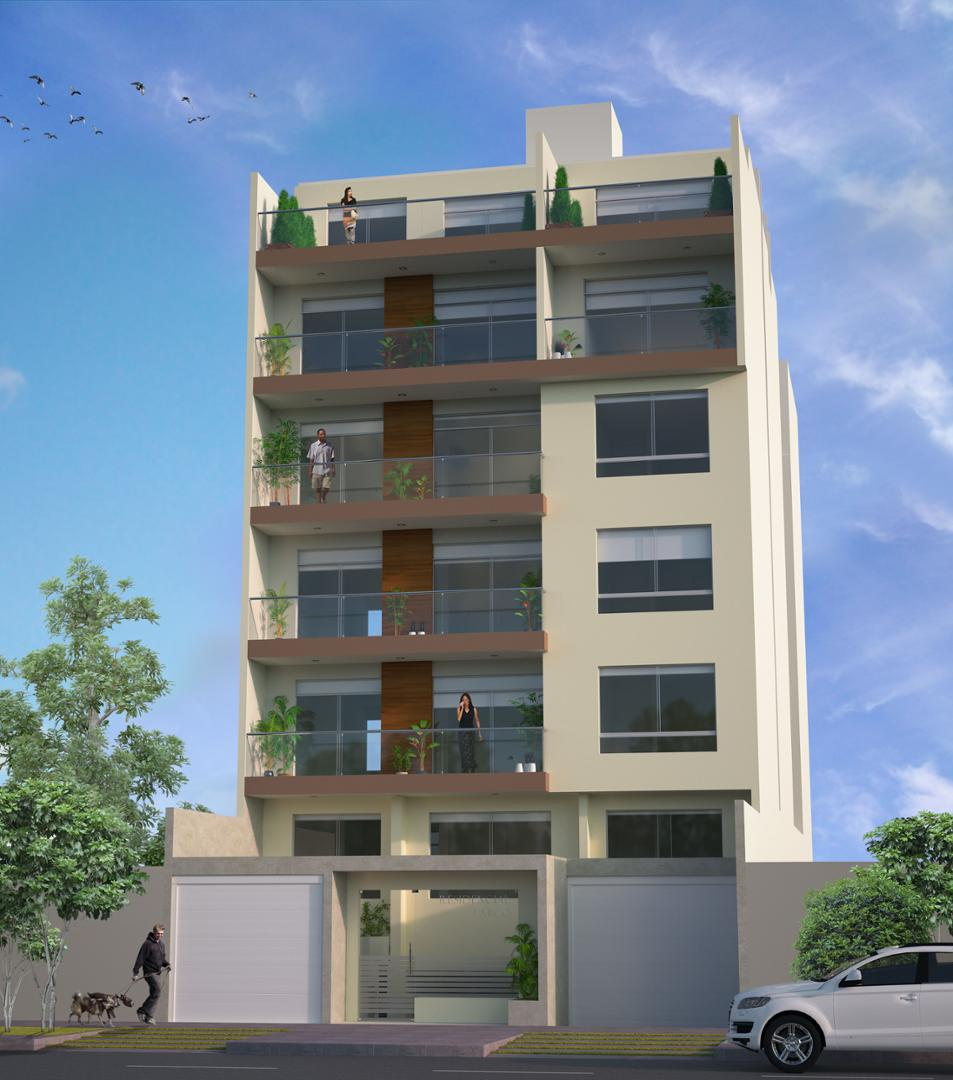 Proyecto Residencial Larco