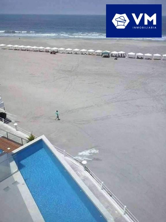 EXCLUSIVA CASA DE PLAYA EN PRIMERA FILA DEL MAR