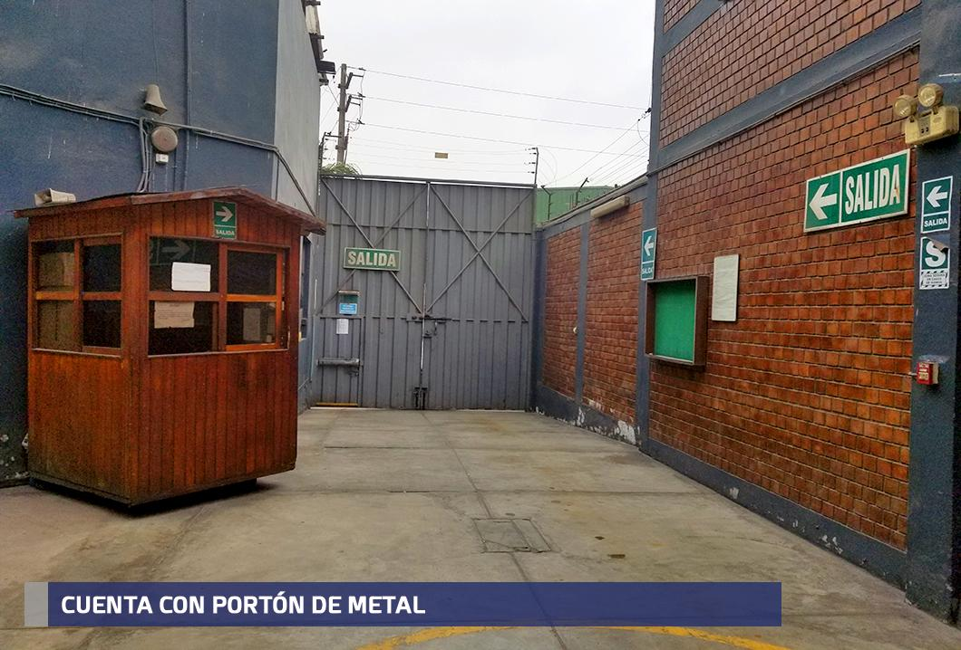 Local industrial en Alquiler Calle Rene Descartes 381, Ate, Lima