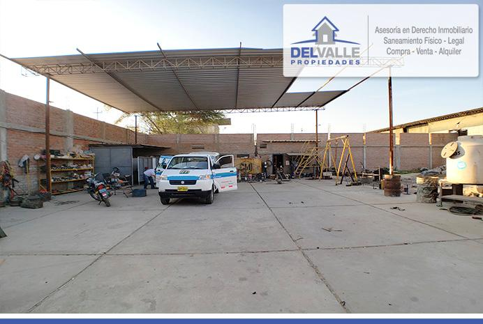 SE VENDE Local Industrial en SULLANA | Parque Industrial.