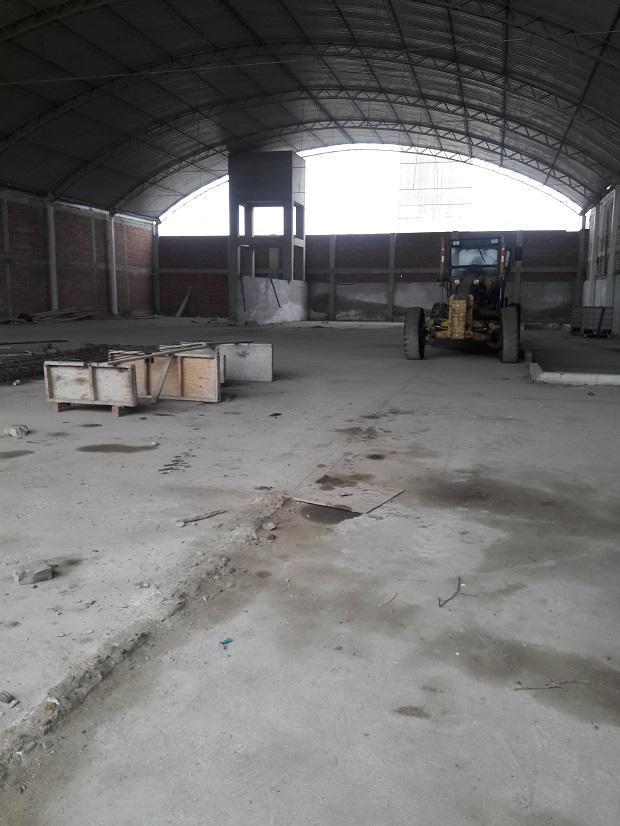 VENDO LOCAL INDUSTRIAL EN LURIN